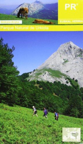 9788477524915: Red de senderos del Parque Natural de Urkiola
