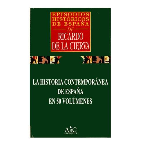 9788477542179: Episodios históricos de España (Spanish Edition)