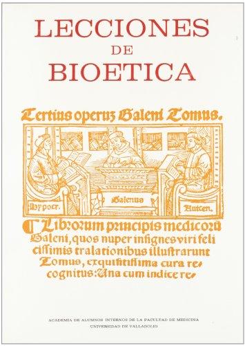 Lecciones de biótica: CENTENO CORTES, CARLOS