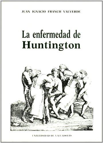 9788477622895: Enfermedad de Huntington