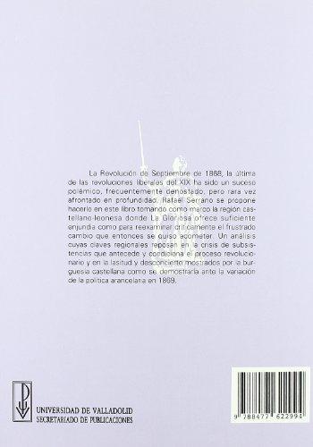 9788477622994: La revolución de 1868 en Castilla y León (Estudios y documentos) (4)