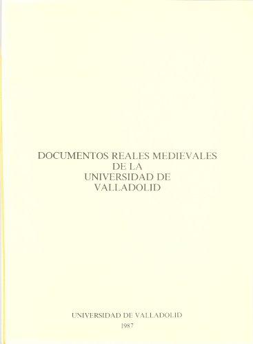 Documentos reales medievales de la Universidad de: JOSE MANUEL RUIZ