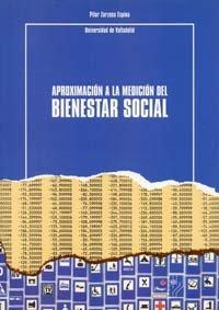 9788477625995: Aproximación a la medición del bienestar social