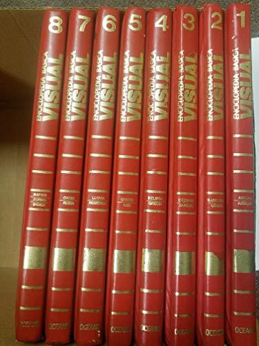 9788477642558: Enciclopedia Basica Visual - 8 Tomos - (Spanish Edition)