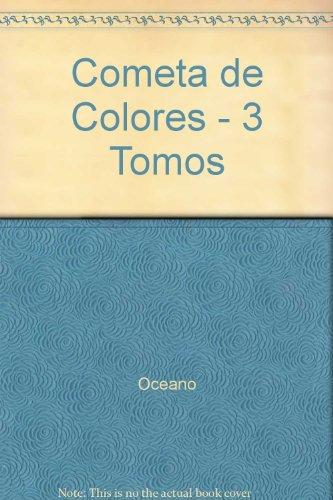 9788477646747: Cometa de Colores - 3 Tomos