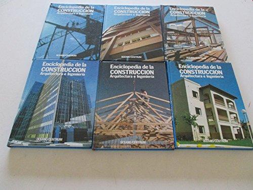 9788477648963: Enciclopedia de la construccion, arquitectura e ingenieria