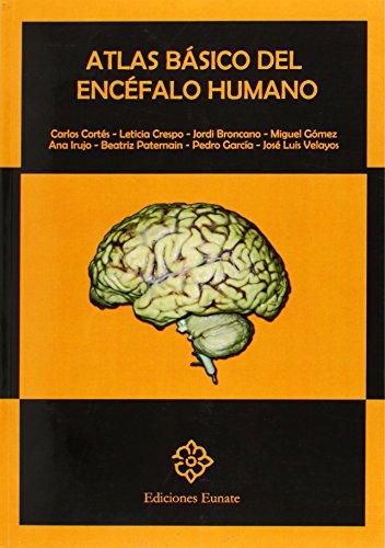 9788477682301: Atlas básico del encéfalo humano