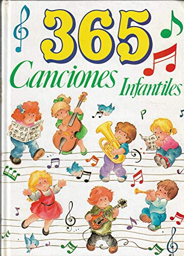 365 Canciones Infantiles/365 Childrens Songs: Unnamed