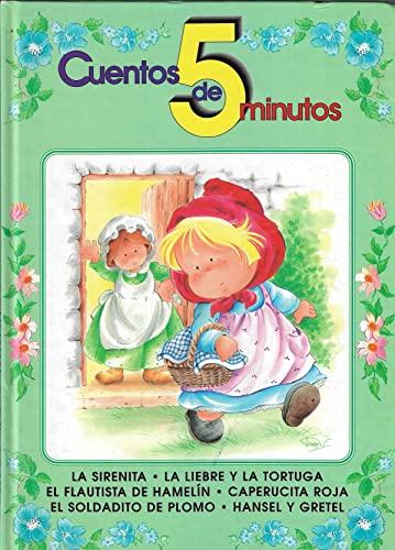 9788477735212: Cuentos De 5 Minutos/5 Minute Story Book (Spanish Edition)