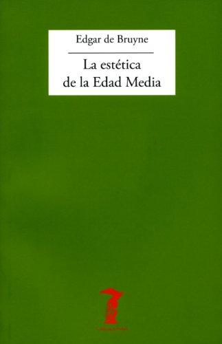 9788477740162: Estética de la Edad Media, La