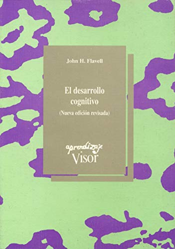 Desarrollo Cognitivo (Spanish Edition) by Flavell, John