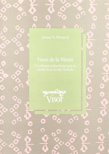 Voces de la mente: Wertch, James V.