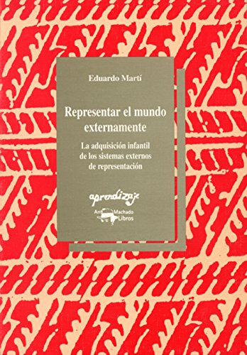 Representar el mundo externamente : la adquisición: Eduard Martí Sala
