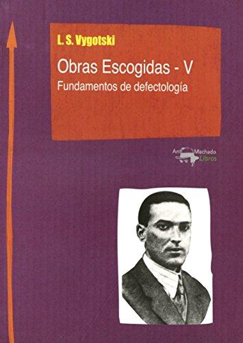 9788477741794: Obras Escogidas - V