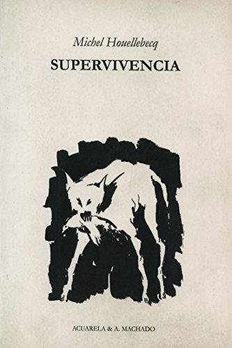 9788477741916: Supervivencia (Acuarela Libros)