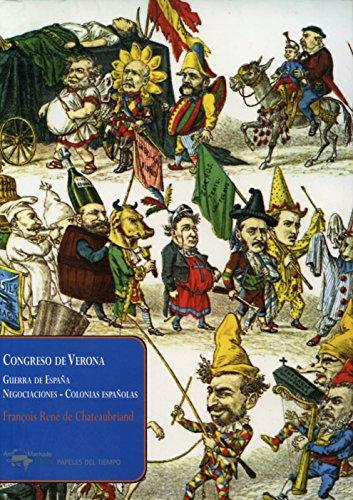 9788477742586: Congreso de Verona