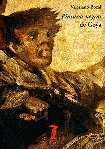 9788477743262: Pinturas Negras De Goya (La balsa de la Medusa)