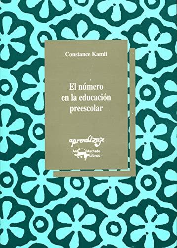 9788477744092: El numero en la educacion preescolar