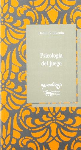 9788477744221: PSICOLOGIA DEL JUEGO
