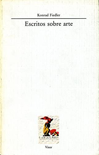 9788477745020: Escritos Sobre Arte (Spanish Edition)