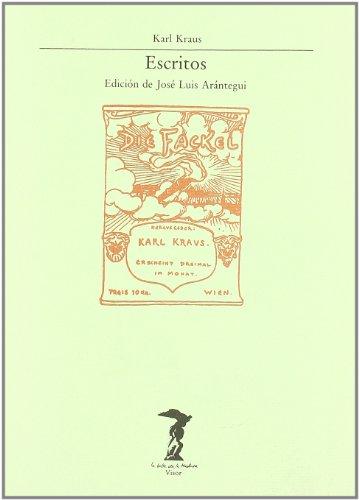 9788477745235: Escritos (Spanish Edition)
