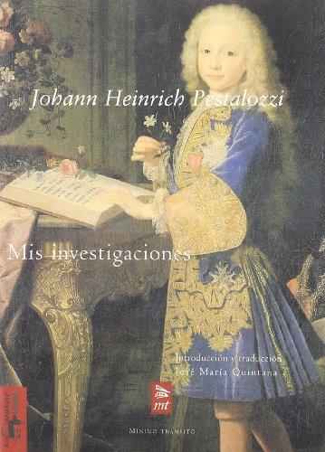 9788477746546: MIS Investigaciones (Spanish Edition)