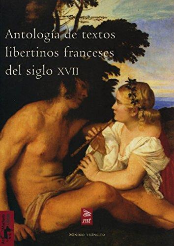 9788477746577: Antología de textos libertinos franceses del siglo XVII (Márgenes)