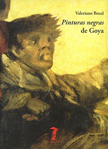 """9788477746928: """"Pinturas negras"""" de Goya (La balsa de la Medusa)"""