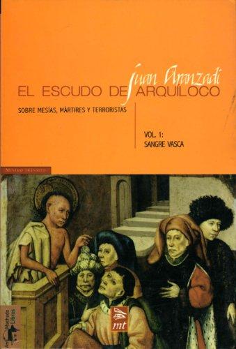 9788477747536: Escudo de Arquiloco I, El (Spanish Edition)