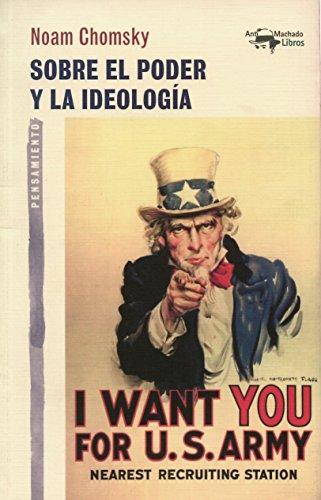 9788477748496: Sobre el poder y la ideología (A. Machado Libros)