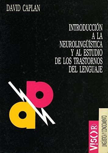 Introducción a la neurolingüística y al estudio: David Caplan
