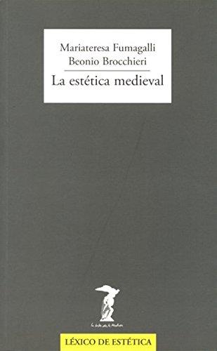 9788477749448: La estética medieval