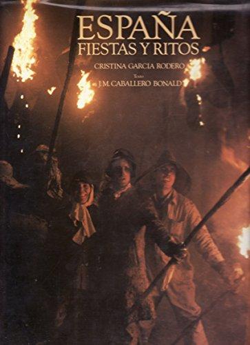 9788477822288: España, fiestas y ritos (Spanish Edition)
