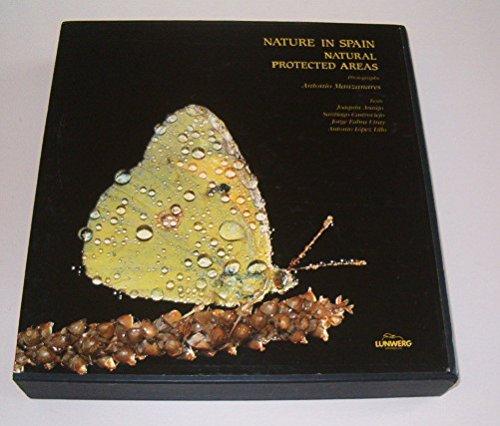 LA NATURALEZA EN ESPAÑA (Barcelona, 1995) Tomo: Joaquín Araújo /