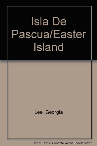 9788477823285: Isla de Pascua/Easter Island (English and Spanish Edition)