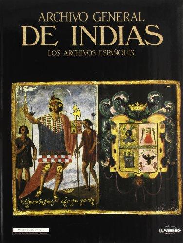 Archivo General de Indias (Coleccion Archivos europeos): GONZALEZ GARCIA, PEDRO