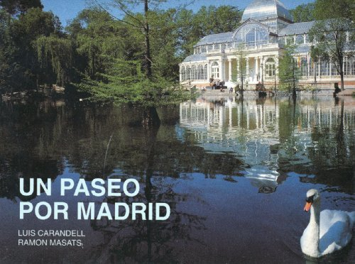 9788477823919: Un Paseo Por Madrid