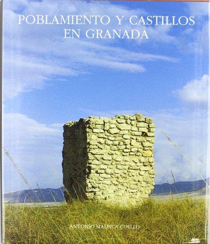 9788477824077: Poblamiento y castillos en Granada (Spanish Edition)