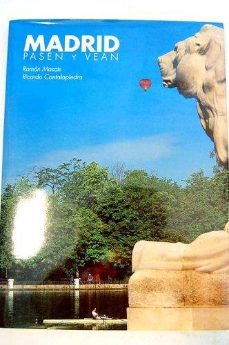 9788477824565: Madrid (Spanish Edition)