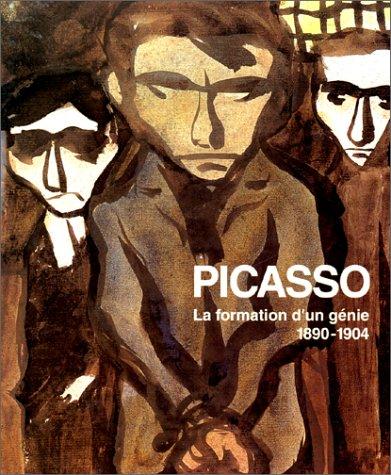 9788477824664: Picasso : La Formation d'un g�nie, 1890-1904