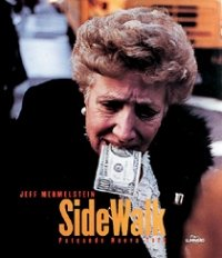 Sidewalk. Pateando Nueva York: Jeff Mermelstein