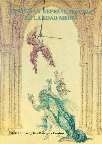 9788477841180: Cultura y representación en la Edad Media: Actas del seminario celebrado con motivo del II Festival de Teatre i Música Medieval d'Elx, Octubre-Noviembre de 1992 (Spanish Edition)