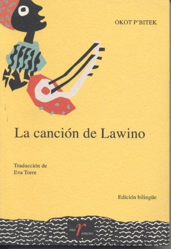 9788477858966: La canción de Lawino