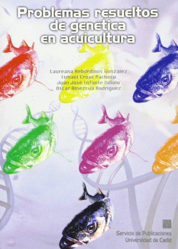 Problemas resueltos de genética en acuicultura (Paperback)