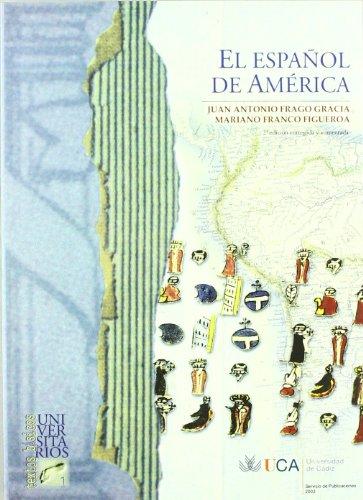 9788477868392: Español de América, el (Textos básicos universitarios)