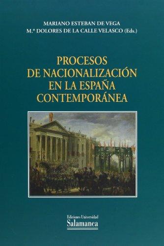 Procesos de nacionalización en la España contemporánea: Calle Velasco, Mª