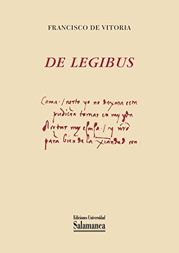 9788478002146: De Legibus (Biblioteca de pensamiento y sociedad)