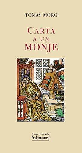 9788478002450: Carta a un monje (Biblioteca pensamiento y sociedad)