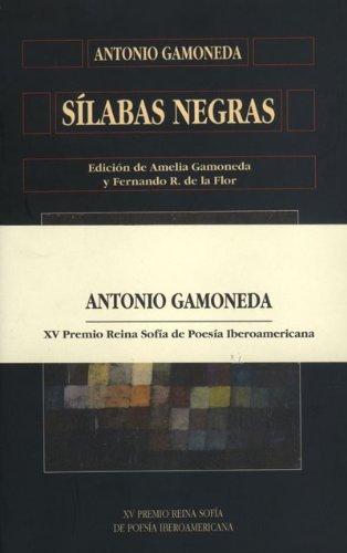 Silabas negras - Sin Autor