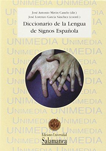 DICCIONARIO DE LA LENGUA DE SIGNOS ESPA: DIRECCION: JOSE ANTONIO